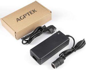 Descriptif du transformateur 220 V AGPTEK AC 12 V DC 120 W dans un comparatif gagnant