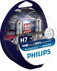 Comment évaluer une ampoule Philips Racing Vision ?