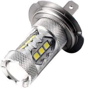 Qu'est-ce qu'une ampoules H7 équipée d'une technologie LED ?