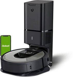 Qu'est-ce qu'un aspirateur robot iRobot Roomba i7556 ?