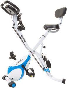 SKANDIKA Foldaway X-3000 - Vélo d'appartement