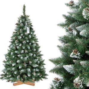 Descriptif du sapin de Noël FairyTrees dans un comparatif