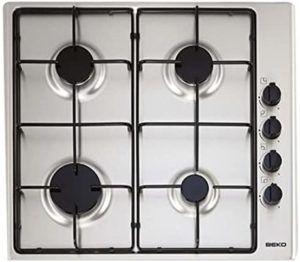 Aperçu de la plaque de cuisson BEKO HIZG 64101 SX dans un comparatif