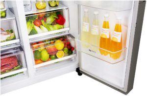 Comment fonctionne un réfrigérateur américain ?