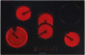 Une plaque de cuisson électrique dans un comparatif