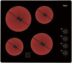 Evaluation de la plaque de cuisson WHIRLPOOL AKM 9010 NE dans un comparatif