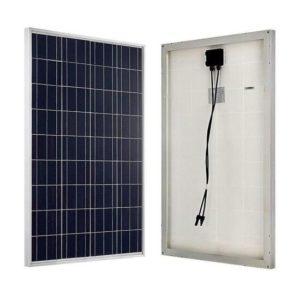 ECO-WORTHY Panneau Solaire Kit 100 W Mono Solaire
