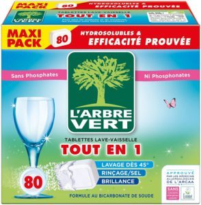 Caractéristiques des pastilles L'Arbre Vert ?