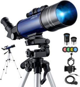 Comment tester le télescope BEBANG pour les débutants et les enfants ?N ?