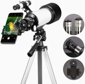 Comment évaluer le télescope réfracteur GOSKY ?