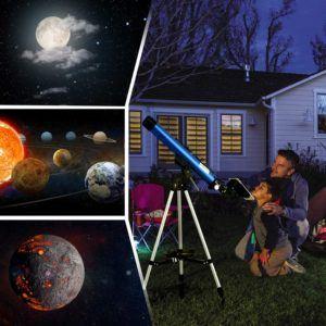 Comment tester un télescope ?