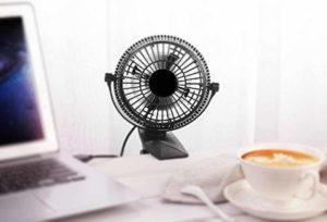 Les meilleures alternatives à un ventilateur de bureau dans un comparatif