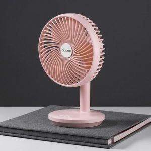Comment fonctionne un ventilateur de bureau exactement ?