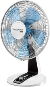 Descriptif du ventilateur de bureau Rowenta VU2640F0 dans un comparatif