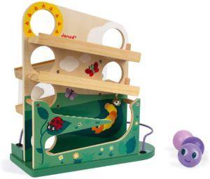 Comment fonctionnent les jouets en bois?