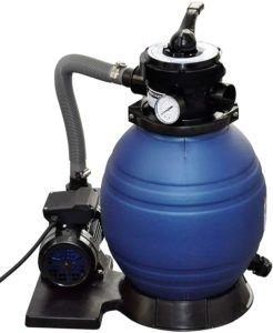 Pompe filtre vidaXL