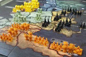 Un jeu de guerre dans un comparatif gagnant