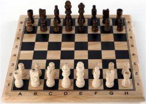 Qu'est-ce qu'un jeu d'échecs exactement dans un comparatif ?