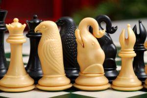 Un jeu d'échecs Seirawan dans un comparatif