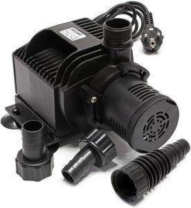 Comment fonctionne une pompe à filtre pour bassin?