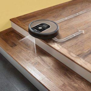 Décrire iRobot Roomba 966 ?