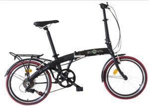 ECOSMO Vélo pliable