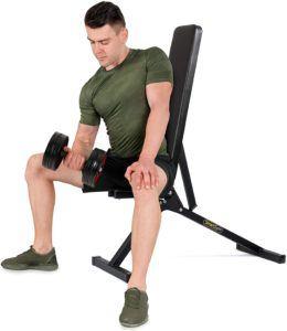 Marbo Sport Banc de Musculation