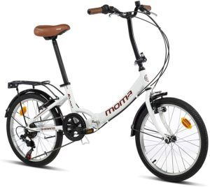 MOMA BIKES Vélo pliable