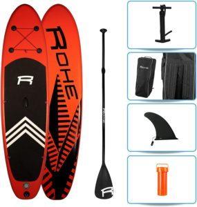 Quels sont les critères de choix du paddle gonflable ?