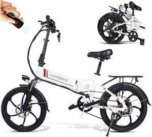 Comment fonctionne un vélo pliable ?