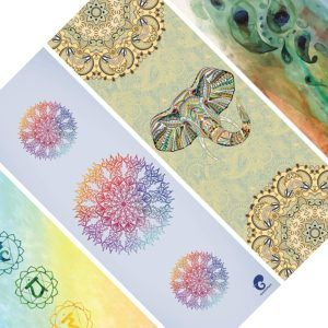 Aperçu du tapis de yoga Mantrafant Guru Pro dans un comparatif