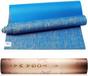 Descriptif du tapis de yoga Nolavea dans un comparatif gagnant