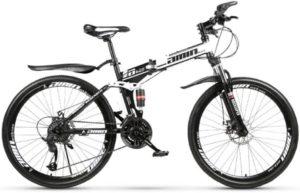 Détermination du poids du vélo pliable