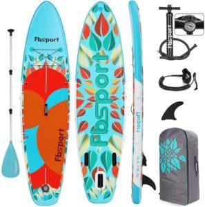Quel est le poids idéal d'un paddle ?