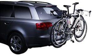 Découverte du porte-vélo Thule Xpress TH9700