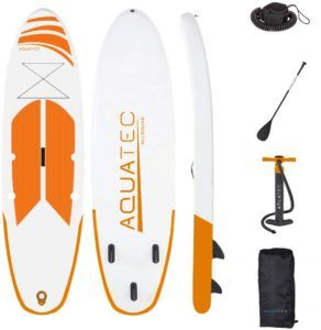 AQUATEC Paddle gonflable