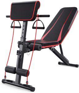 Quels sont les alternatives aux bancs de musculation