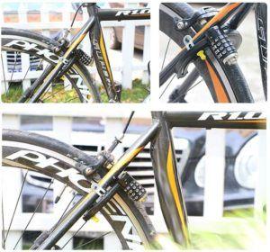 Les différents types des câbles antivol vélo