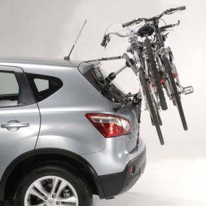 Comment déterminer la facilité d'installation du porte-vélo pour voiture ?