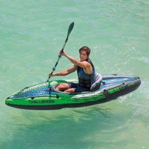 Résultat du Test de stabilité d'un kayak