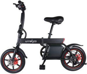 Tout savoir sur le vélo pliant électrique Windgoo