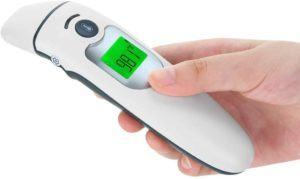 Comment fonctionne un un thermomètre médical exactement ?