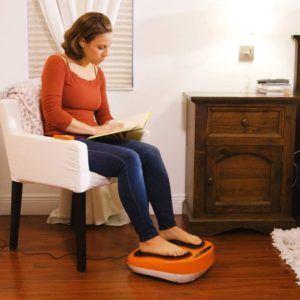Qu'est-ce qu'un massage pieds exactement dans un comparatif ?