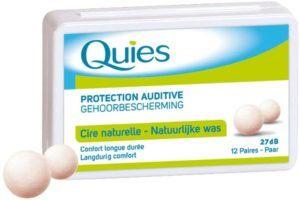 Description de Quies Protection Auditive