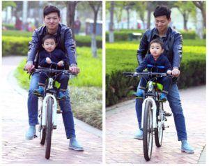 Quelles sont les mesures de sécurité du siège bébé vélo ?