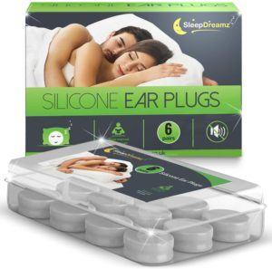 Descriptif des bouchons d'oreilles SleepDreamz