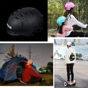 Testés les options des casques de vélo