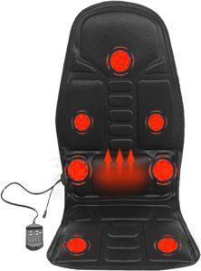 Les différents types du siège massant