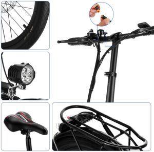 Quels types de comparatif vélo de ville existe-t-il?