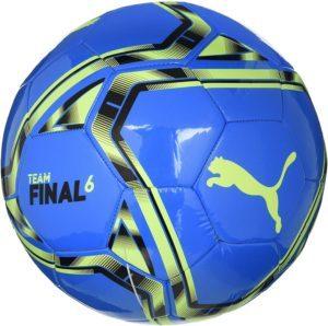Evaluation du ballon de foot PUMA Teamfinal 21.6 dans un comparatif